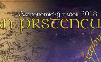 Registrace na Astronomický tábor 2018 jsou spuštěny