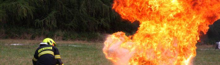 Den 10 – Hoří!